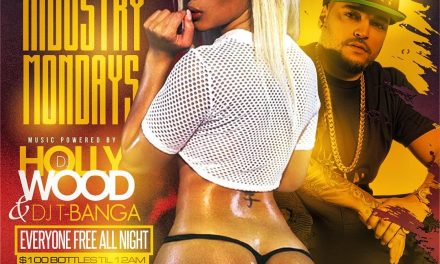 Industry Mondays Grand Opening at SugarDaddys with DJ Hollywood KO