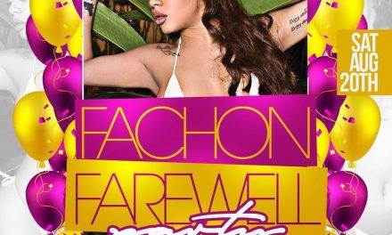 FAREWELL TO FACHON PARTY AT SUGARDADDYS NYC