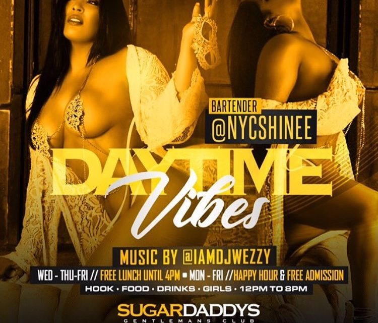 Its Happy Hour At Sugar Daddy's NYC