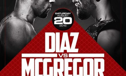 UFC 202 – IT'S ON – SATURDAY AUGUST 20TH – DIAZ VS MCGREGOR 2 AT SUGARDADDYS NYC