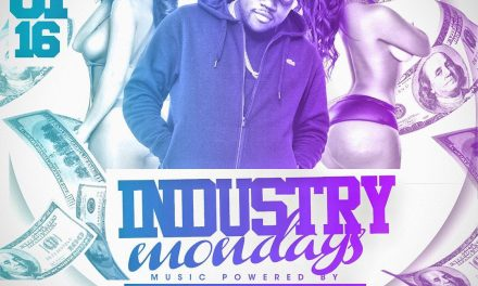 INDUSTRY MONDAYS WITH DJ T-BANGA AT SUGARDADDYS NYC