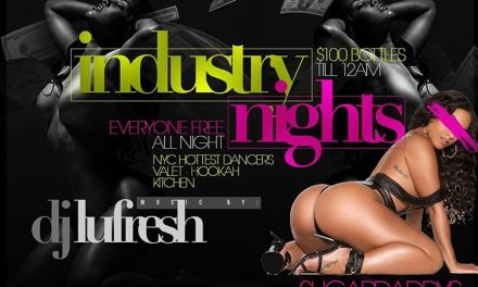 INDUSTRY NIGHTS AT SUGARDADDYS NYC