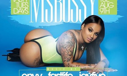 TASTY TUESDAYS MSBOSSY BIRTHDAY BASH WITH DJ ENVY AT SUGARDADDYS NYC
