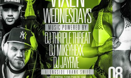 VIXEN WEDNESDAYS WITH MIKEY HEXX DJ JAY FIVE AT SUGARDADDYS NYC