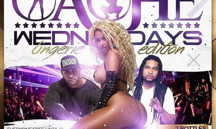 CACHE WEDNESDAYS LINGERIE EDITION AT SUGARDADDYS NYC