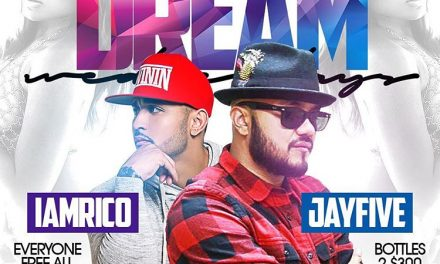 DREAM WEDNESDAYS WITH DJ JAYFIVE AT SUGARDADDYS NYC