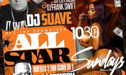 ALL STAR SUNDAYS HALLOWEEN COSTUME PARTY AT SUGARDADDYS NYC