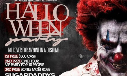 HALLOWEEN COSTUME PARTY AT SUGARDADDYS NYC
