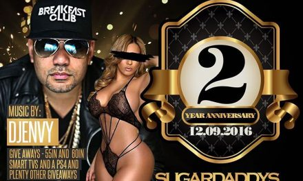 2 YEAR ANNIVERSARY AT SUGARDADDYS WITH DJ ENVY