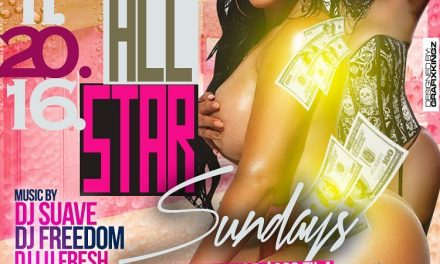ALL STAR SUNDAYS SEXIEST BARTENDERS AT SUGARDADDYS NYC