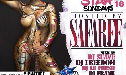 ALL STAR SUNDAYS HOSTED BY SAFAREE AT SUGARDADDYS