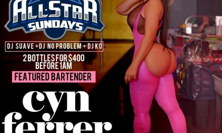 ALL STAR SUNDAYS HOTTEST BARTENDERS AT SUGARDADDYS NYC