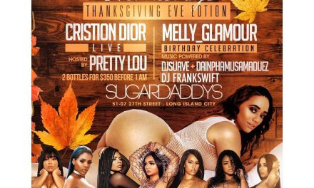 THANKSGIVING EVE MONEY MACHINE WEDNESDAYS AT SUGARDADDYS NYC