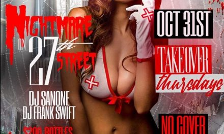 HALLOWEEN PARTY NIGHTMARE ON 27TH STREET AT SUGARDADDYS NYC