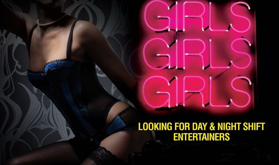 Sugardaddys Gentlemens Club is now hiring – open call for bartenders waitresses dancers