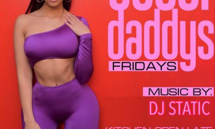 SUGARDADDYS FRIDAYS AT SUGARS with music by DJ STATIC