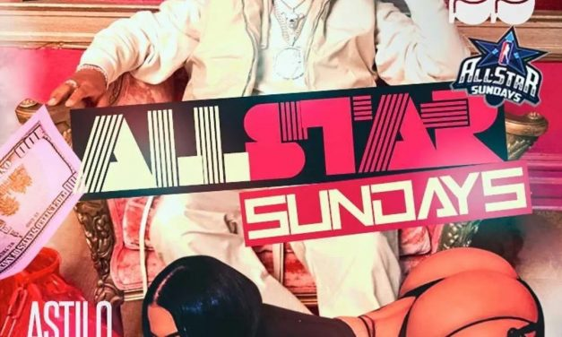 ALL STAR SUNDAYS WITH DJ SPINKING AT SUGARDADDYS NYC